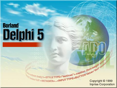 I've installed the 60-day trial version of Delphi 5 (FT4) on my machin